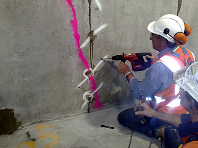 Structural Grouting Bay Area | GMI
