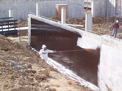 Thul Specialty Contracting - Waterproofing and Dampproofing
